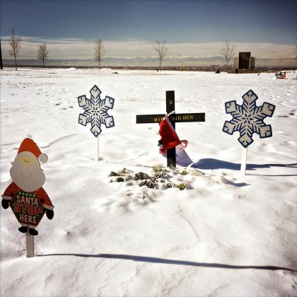 Christmas in the Cemetery