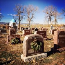 Wreaths and Cottonwoods