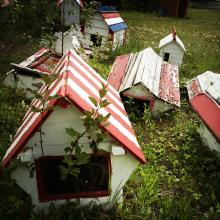Spirt Houses of Eklutna #2
