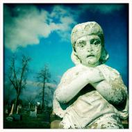 Child's Grave, Riverside Cemetery